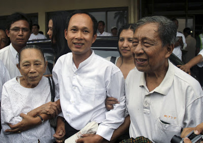Pyone Cho (Htay Win Aung) – Brief Profile