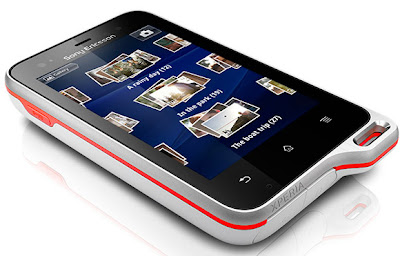 Sony Ericsson Xperia Active Billabong Limited Edition