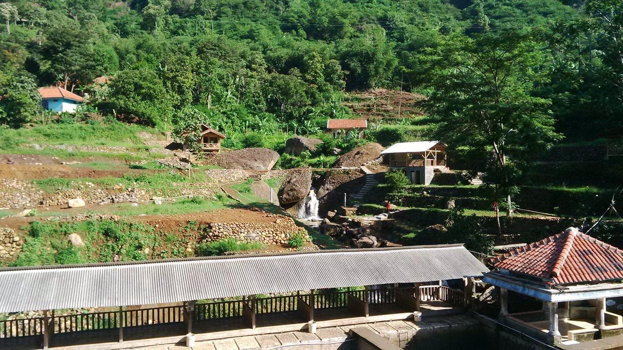 Curugan Gunung Putri Wisata Murah Meriah Di Cililin Kab Bandung Barat