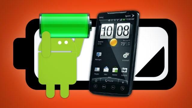 Cara Android KitKat Hemat Baterai tanpa Aplikasi