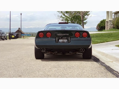 1990 Corvette Callaway at Purifoy Chevrolet