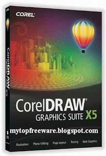Corel Draw Graphics Suite X5