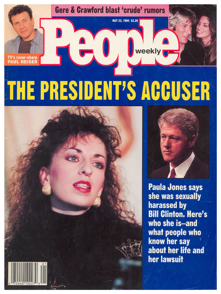 the sexual harassment lawsuit of paula jones vs governor clinton The paula jones case precipitated clinton's impeachment in the house of representatives and the subsequent acquittal by the senate on february 12, 1999 specifically, clinton was asked under oath about monica lewinsky in the jones suit, denied having ever had sexual relations with her, and was accused of perjury after evidence of sexual contact was exposed.