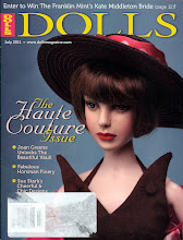 DOLLS Magazine July 2011