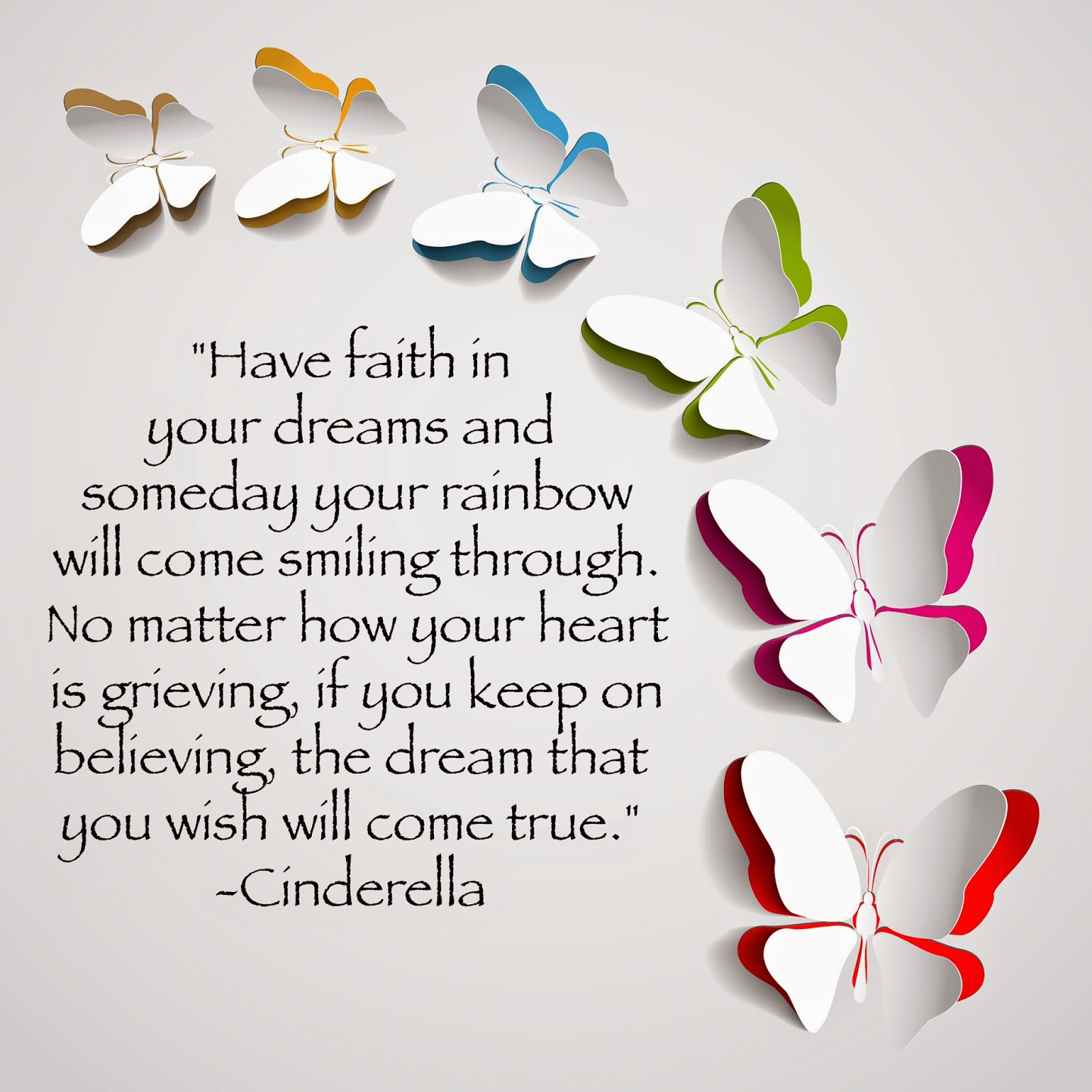 And It Has Come True For Myself All My Friends Who Have Experienced A Stillbirth We Now Been Blessed With Our Rainbows