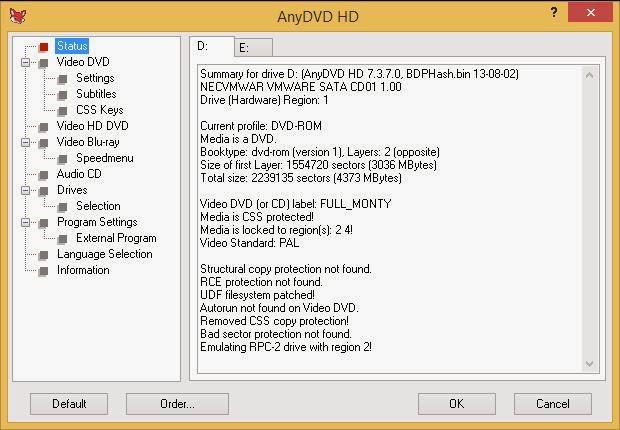 Anydvd 7440AnyDVD AnyDVD HD 7.4.4.0 Final Мой Варез точка Ру - Новинки.