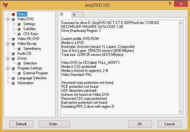 Download AnyDVD & AnyDVD HD 7.4.4 Full