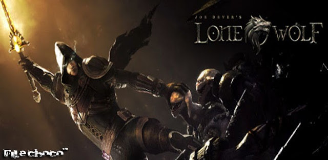 Joe Devers Lone Wolf APK OBB DATA v1.0.2