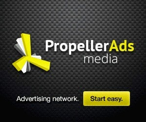 jaringan iklan online propeller ads media