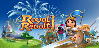 Royal Revolt 1.6 APK+Data Files Download Unlimited Coins+Gems Mod-i-ANDROID