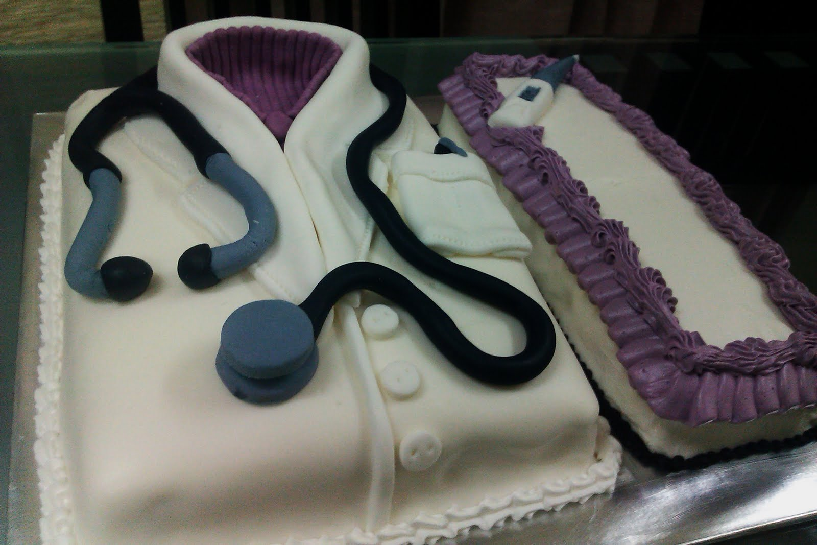 AniesBakeHouse 3D My Doctor Cake