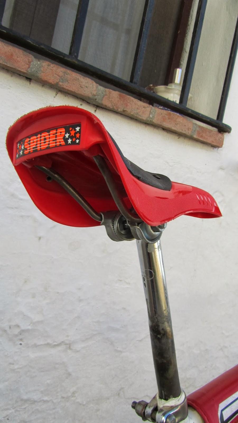 Bicicleta Antigua - BH California x4 sillin