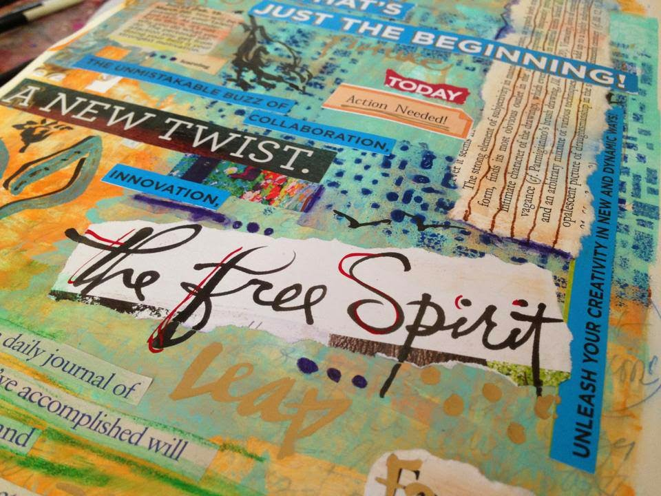 Art & Soul Creative Journaling - Saturday, November 22