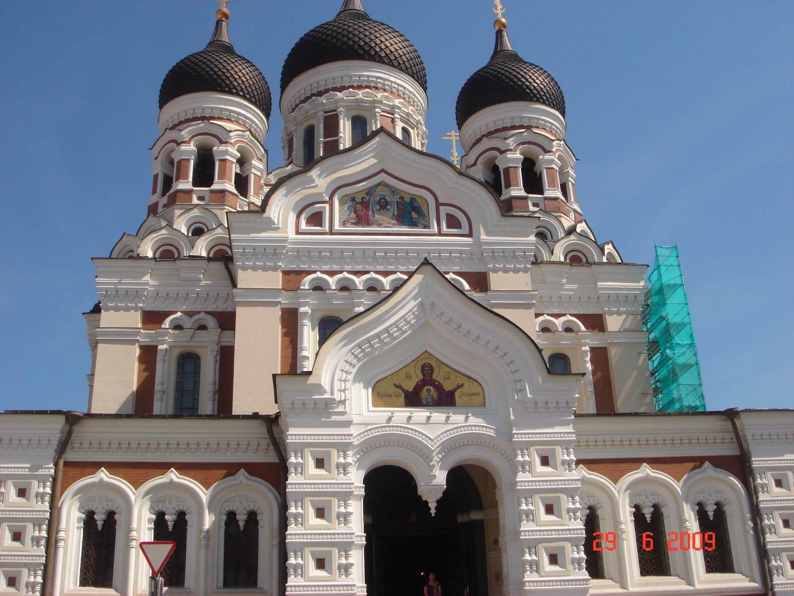 Russian Orthodox Cathedral Talinn