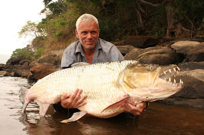 River Monsters - Jeremy Wade Congo