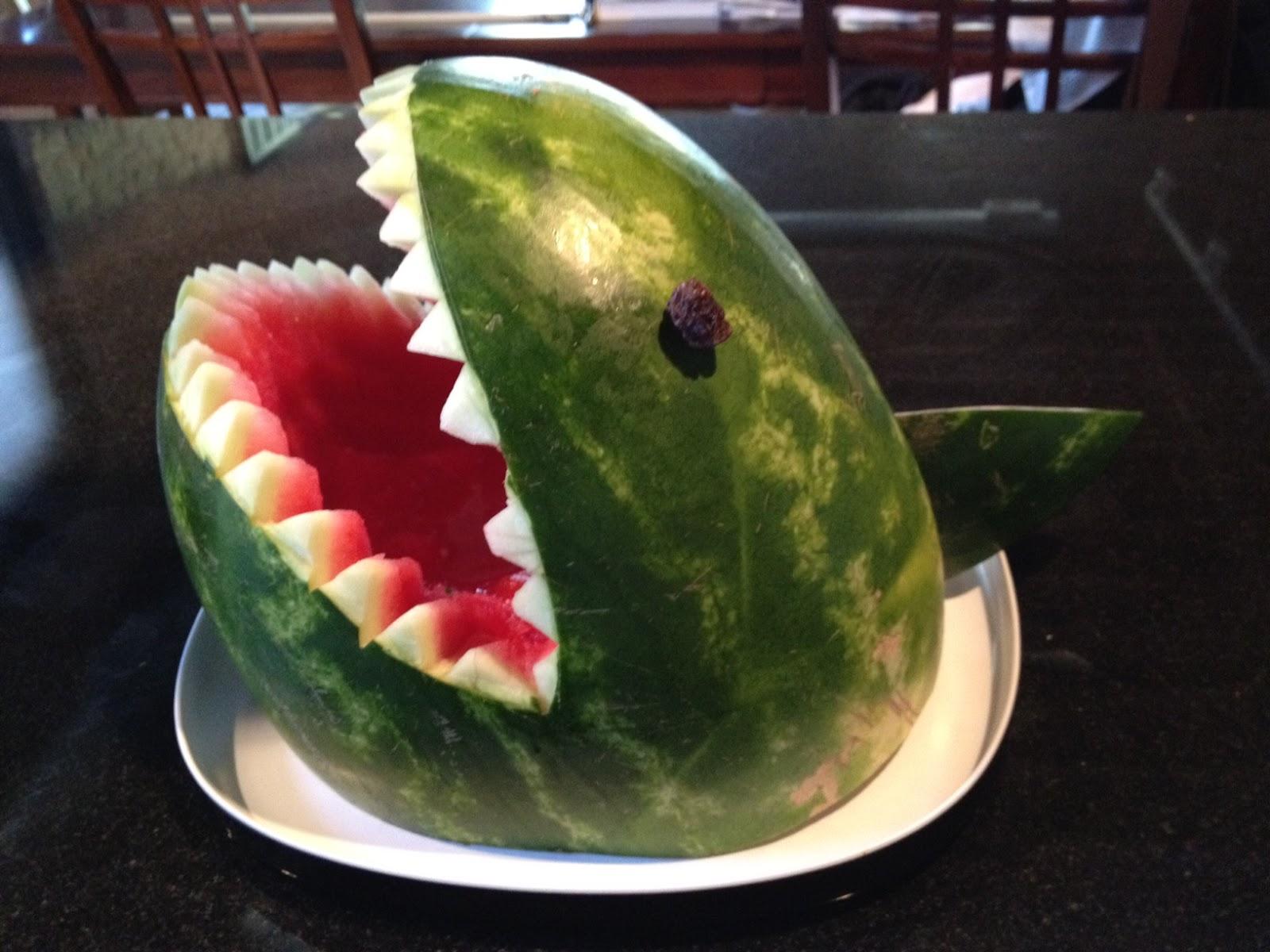Watermelon shark the mcchens