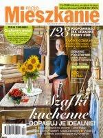 W tym numerze Mojego Mieszkania można o mnie trochę więcej przeczytać:)