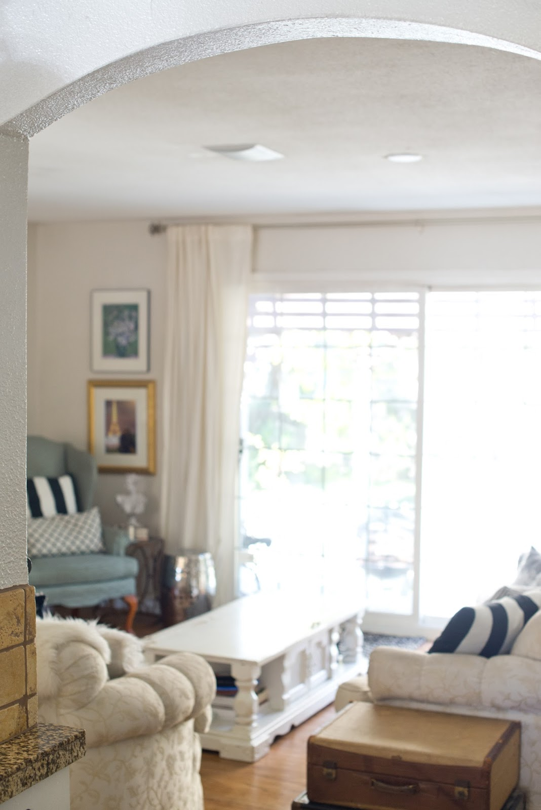 One Of My Favorite Aspects The Room Is Gallery Wall That Creeps Over Entryway It Was Last Element I Added To As Felt Too