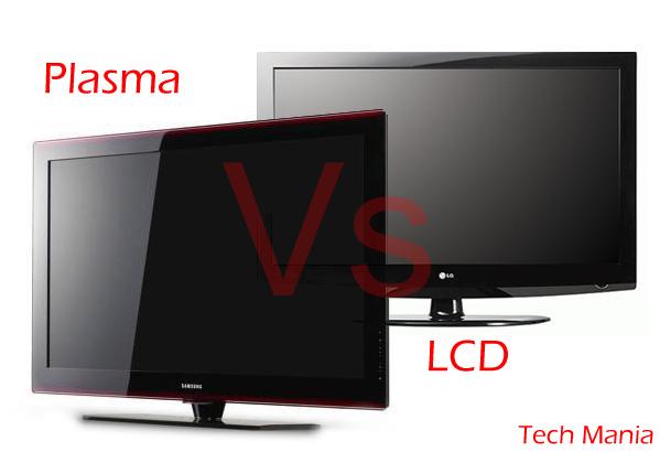 lcd plasma comparison:
