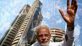 Nifty hits 7500, Sensex above 25000; NDA crosses 272 mark