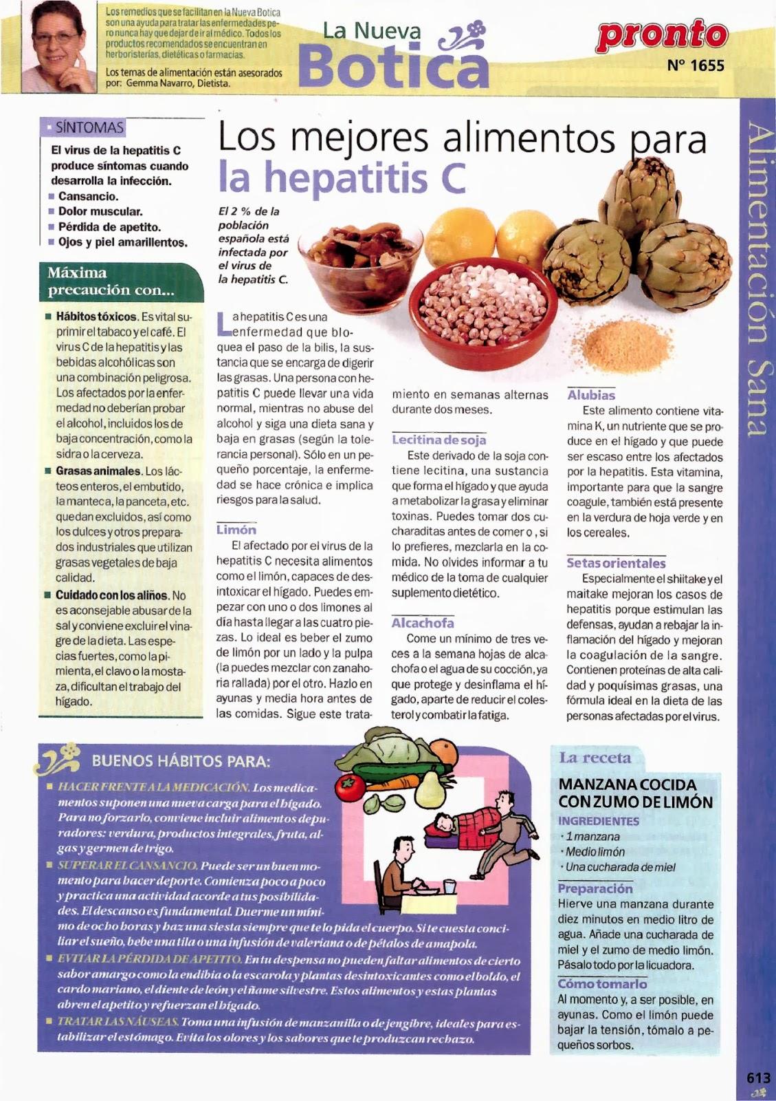 Zumos brebajes y p cimas saludables los mejores alimentos para la hepatitis c - Mejores alimentos para el higado ...