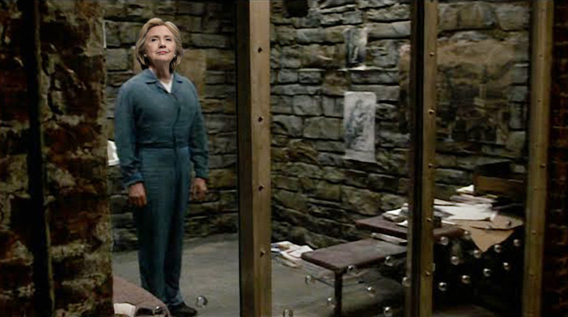 The Hillary Perp Walk Ushanka Us