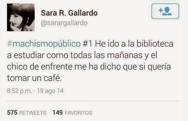 machismo publico cafe