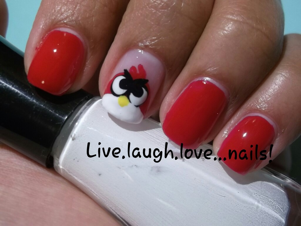 Live.Laugh.Love...Nails!