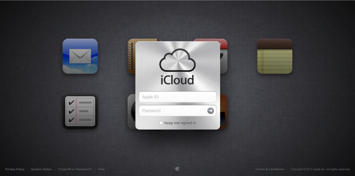 iCloud lưu trữ điện toán đám mây
