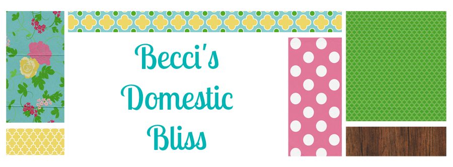 Beccis Domestic Bliss