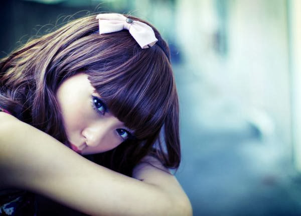 Cute Portrait Photography by Ming Lin