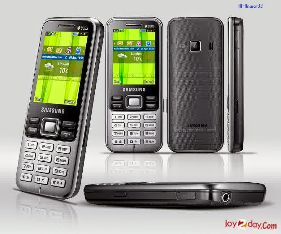 Review Handphone Samsung GT-C3322 (Lakota)