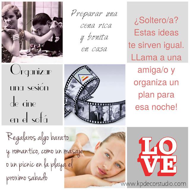 como celebrar el dia de los enamorados, ideas baratas para san valentin, que regalar en san valentin, san valentin para solteros