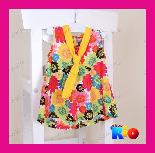 Váy hoa Kenzo nhí