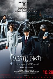 Death Note Light Up The New World 2016