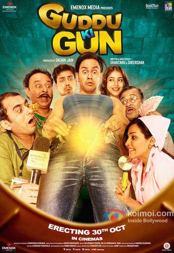 Guddu Ki Gun 2015 Hindi Movie Download