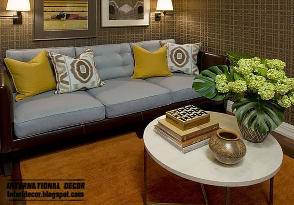 Interior of Willey Design, Fashion color trends 2014 interior design decor