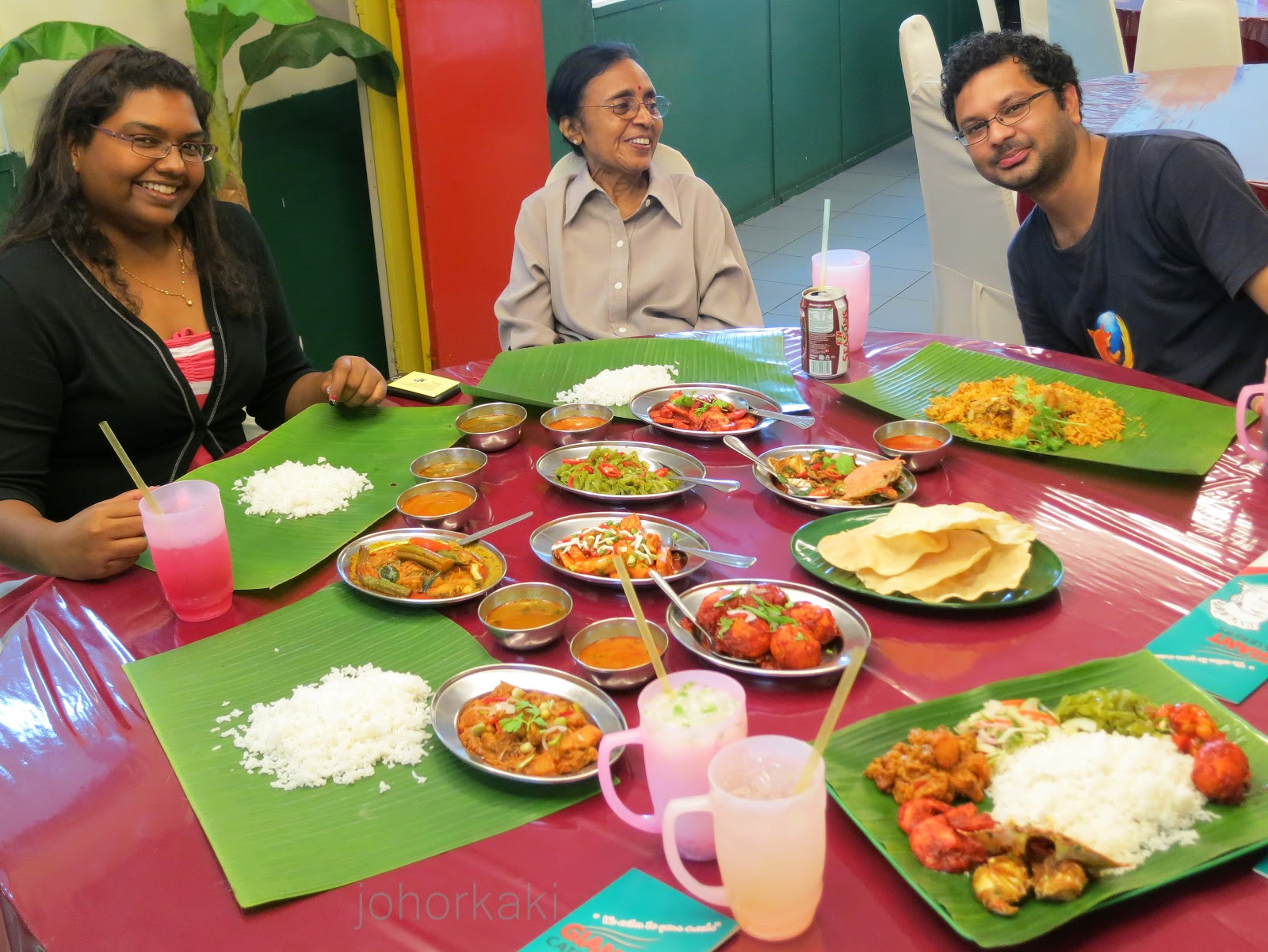 GIANT Caterers (Halal Indian Food) in Plentong, Johor ...
