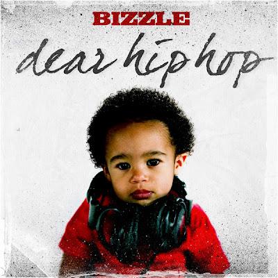 Bizzle - Dear Hip Hop - Single Cover
