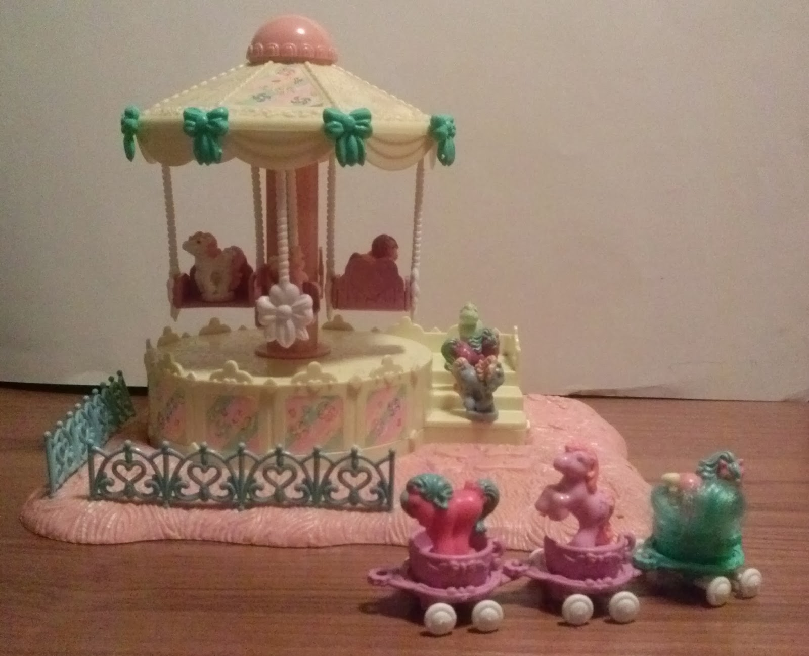 My Little Pony Petite Ponies Carousel