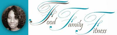 Triple F: Food, Family & Fitness