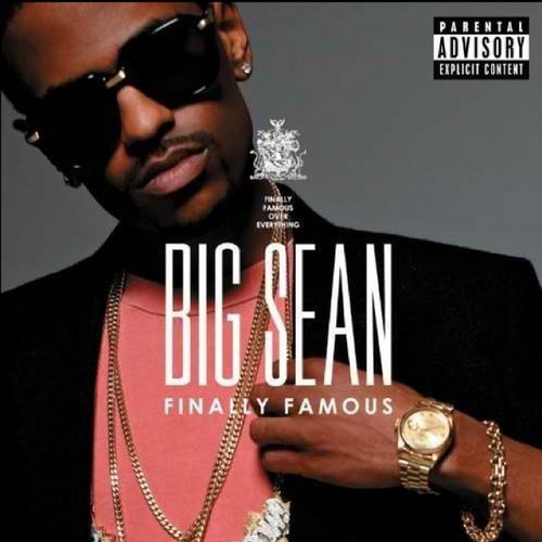 big sean finally famous album art. News: Big Sean - Finally