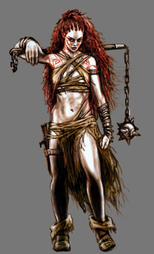 Barbarian por curlyhair