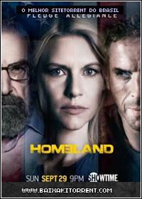 Baixar Série Homeland S03E01 Legendado - WEBRip AVi + RMVB