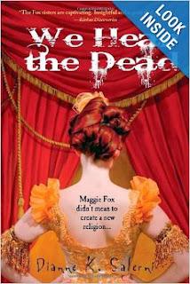 http://www.amazon.com/We-Hear-Dead-Dianne-Salerni/dp/1402230923/ref=sr_1_1_title_1_pap?s=books&ie=UTF8&qid=1384022853&sr=1-1&keywords=we+hear+the+dead