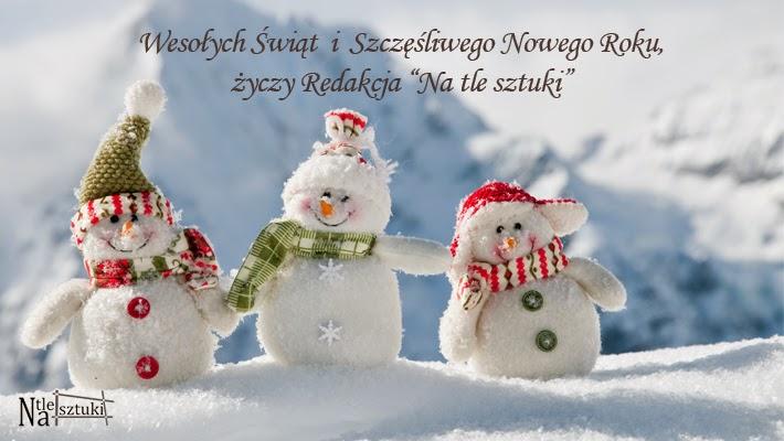 Wesołych Świąt i Szczęśliwego Nowego Roku 2015