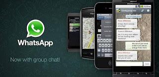 Download Aplikasi WhatsApp terbaru untuk Android Oktober 2012