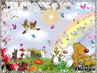 imagen de primavera