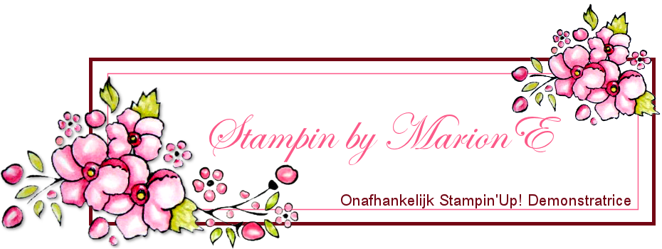 Stampin by Marion