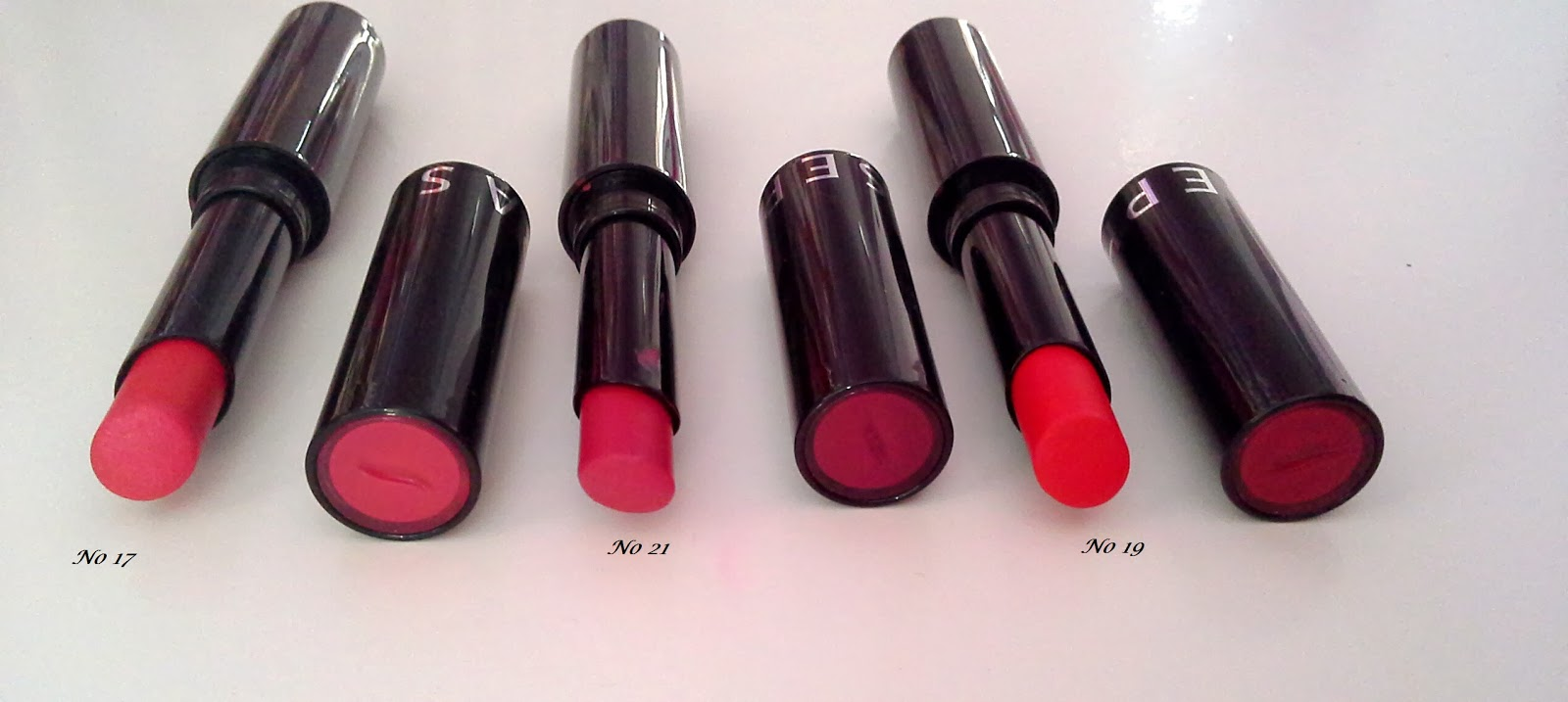 Review: Sephora Long Lasting Lipstick